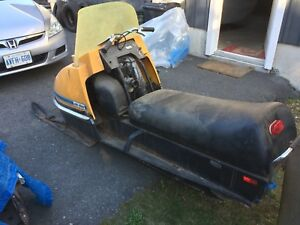 Olympic skidoo for sale