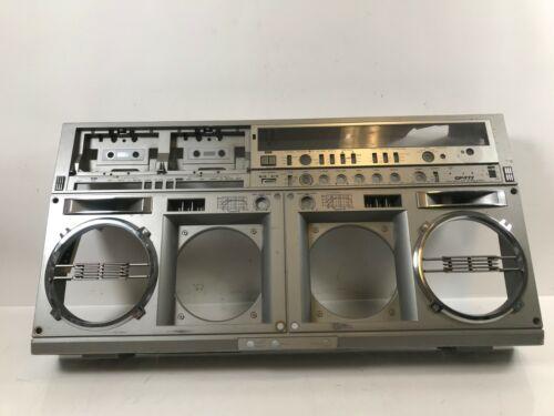 Sharp GF-777 Stereo Boombox Ghettoblaster FRONT PANEL