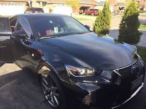 Lexus is300 awd fsports $259