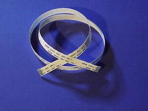 FFC-A-7Pin-1-0Pitch-50cm-Flachbandkabel-Flat-Flex-Cable-Ribbon-Kabel-AWM-20624