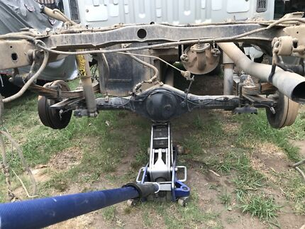 Toyota Hilux Diff  Yagoona Bankstown Area Preview