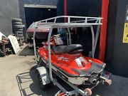 Jet ski trailer with top rack / roof rack single trailer boat trailer Burleigh Heads Gold Coast South Preview