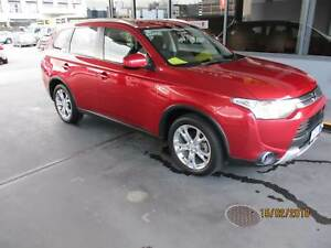 A Very Well Looked After 2014 Mitsubishi Outlander ES Wagon Hobart CBD Hobart City Preview