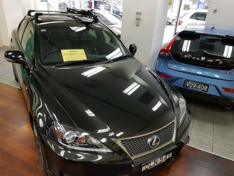 Lexus IS250 F Sport 2012