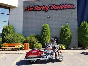 2009 Harley-Davidson FLHR Road King UN SEUL PROPRIO!