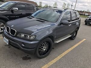Selling my BMW X5 4.4