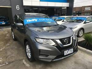 2017 Nissan Xtrail 4WD wagon Dandenong Greater Dandenong Preview