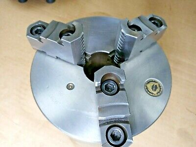Bison 3285 6-14 3 Jaw 2-14 Mounting Chuck Fits South Bend Heavy Ten.