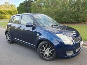2007 Suzuki Swift GLX Automatic Hatchback - 5 YEAR WARRANTY Sippy Downs Maroochydore Area Preview