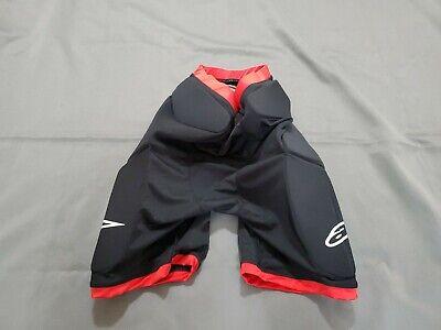 (XL) AlpineStars Pro Comp Riding Shorts  Black/Red Padded Compression