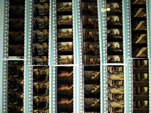 Spider-Man 2002 Movie 60 x 35mm Film Cell Cells 12 x Strips Frames Reel Marvel B