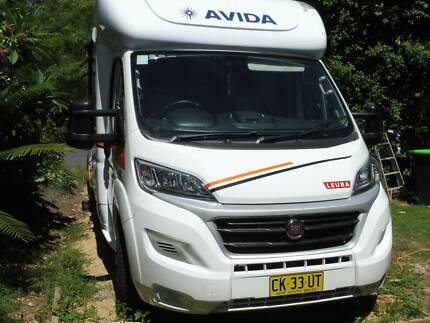 As new motor home Valla Beach Nambucca Area Preview
