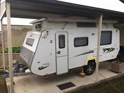 2013 Avan 525 poptop in great condition Tumut Tumut Area Preview