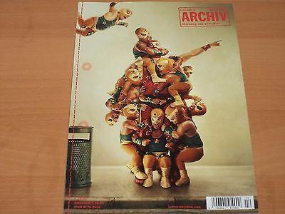 LÜRZER´S ARCHIV Werbung aus aller Welt Ausgabe 04-2016 Neuwertig!