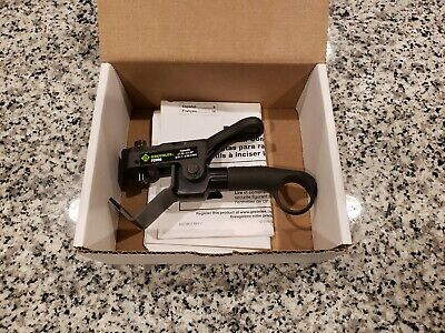 New - Open Box- Greenlee Sc Stripping Tool 1.25 - 1.55 P2096 We Ship Fast
