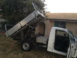 Tipper 2005 Mitsubishi Triton tipper ute Rockingham Rockingham Area Preview