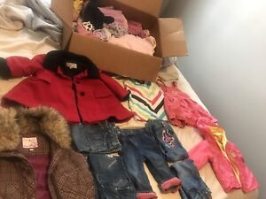 Kids clothes from 12 m to 3y