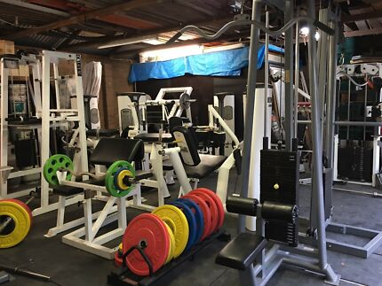 Commercial Gym Equipment - Best Brands, Top Condition, Big Range