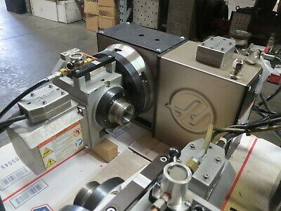 1-year Warranty Haas T5c Rotary Table Brushless Sigma-1 P1 Motor Indexer