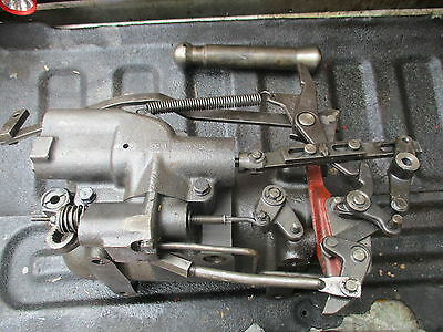 1963 Farmall 806 Gas Row Crop Tractor Hydraulic 3 Point Lift Cylinder Free Ship