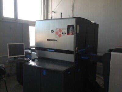 Hp Indigo 5600 Digital Press - 7 Color Stations