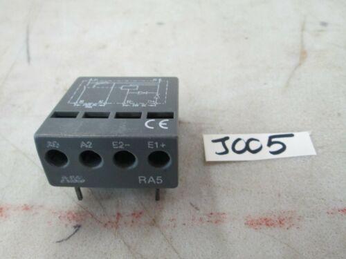 ABB Interface Relay RA5 (New)
