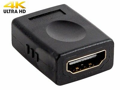 HDMI Female to Female Coupler Extender Adapter Connector F/F for HDTV HDCP USA