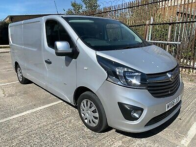 2016 VAUXHALL VIVARO 1.6 CDTI 2900 BI-TURBO SPORTIVE L2 H1 LIGHT DAMAGED SALVAGE