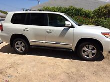 2012 Toyota LandCruiser Sahara, delivered new jan 2013 Fremantle Fremantle Area Preview