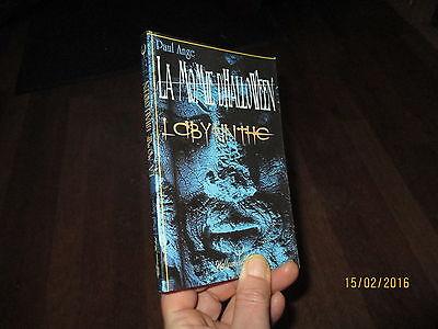HALLOWEEN POCKET 3 PAUL ANGE la momie d halloween  2002 labyrinthe - Labyrinthe Halloween