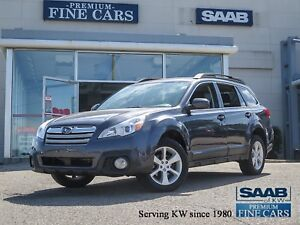 2013 Subaru Outback PZEV  Edition / Clean Carproof