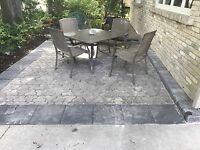 Paving stone repairs and Installation
