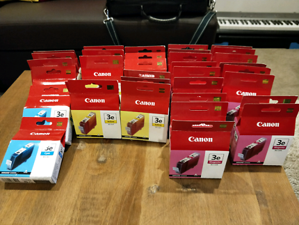 Canon genuine 3e ink cartridges BCI-3e