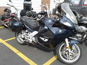 2004 BMW K1200GT -