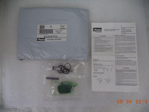 PARKER PNEUMATIC C10 AND CW10 AIR CONTROL VALVE BODY SERVICE KIT, P/N PL502700