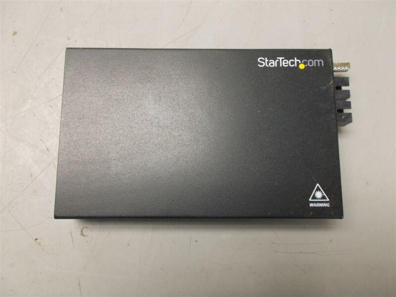 STARTECH.COM ET91000SC2 Gb MM Fiber Media Converter