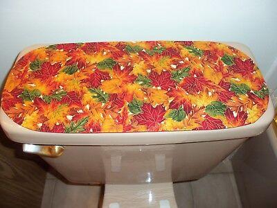New Fall/Autumn Oak/Maple Leaves-Sm Table Runner-Toilet Tank Topper-Dresser, used for sale  Hoffman Estates