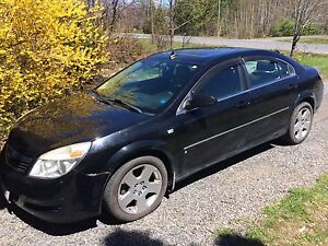 2007 Saturn Aura sedan XM v6 84,000 Kms