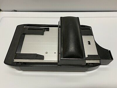 Addressograph Bartizan Manual Credit Card Imprint Machine