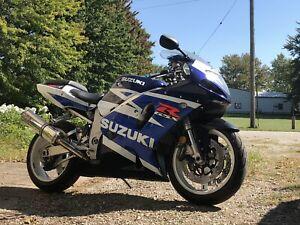 2003 GSXR 750