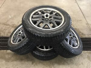 Ford F-150 winter wheels 20 inch