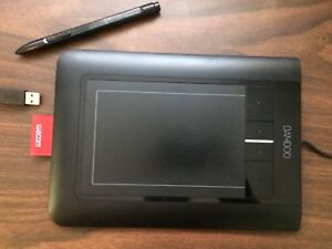 Wacom Bamboo Drawing Tablet