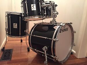 Sonor Force 2000  (made in germany 1990s) rare sizes. Watsonia North Banyule Area Preview