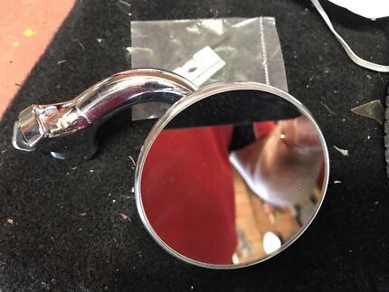 "3"" hot rod mirrors Aspley Brisbane North East Preview"