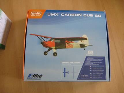 RC plane E-flite carbon cub