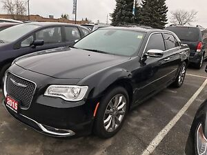 2015 Chrysler Other 300C Sedan AWD