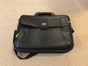 HP executive leather laptop case Belconnen Belconnen Area Preview