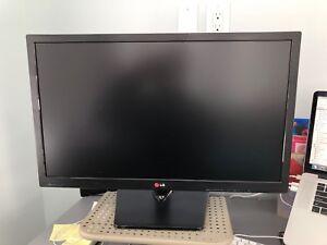 """LG 27"""" 1080p IPS LED monitor like new"""