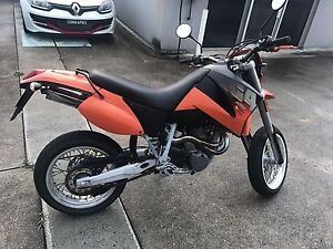 Ktm Supermoto lc4 640 Roseville Chase Ku-ring-gai Area Preview