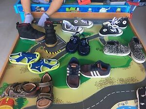 Boys size 6 and 7 shoes Terrigal Gosford Area Preview